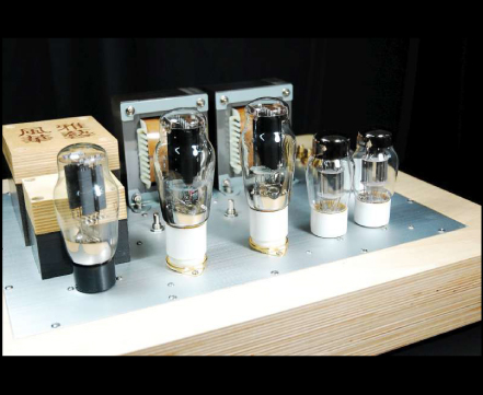 Aida 2A3 SET integrated valve amplifier