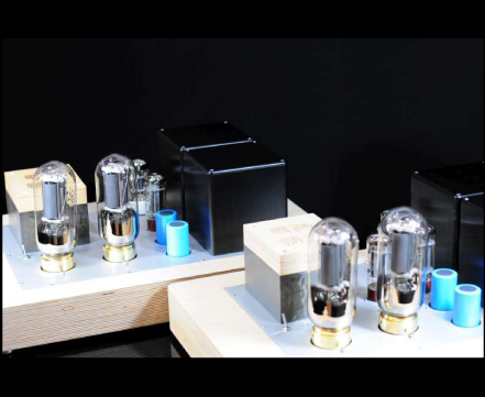 Theos 805 PSE valve amplifier